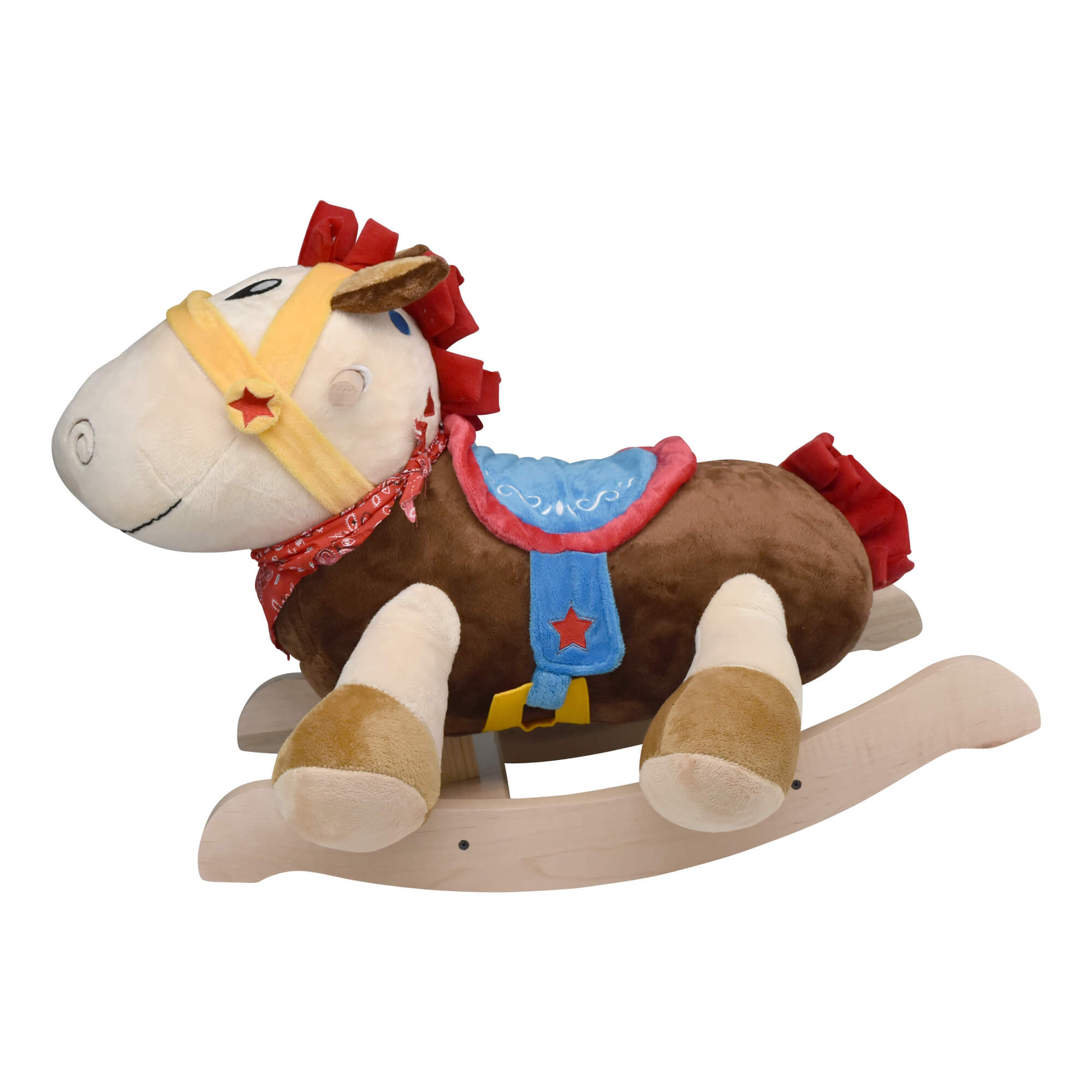 Colt Horse Baby Rocker - JL Ryan