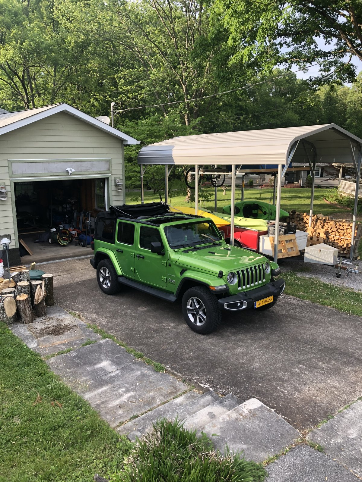 Jeep Summer Tops : summer, Should, Spend, Money, Summer??, 2018+, Wrangler, Forums, Rubicon,, Sahara,, Sport,, Unlimited, JLwranglerforums.com