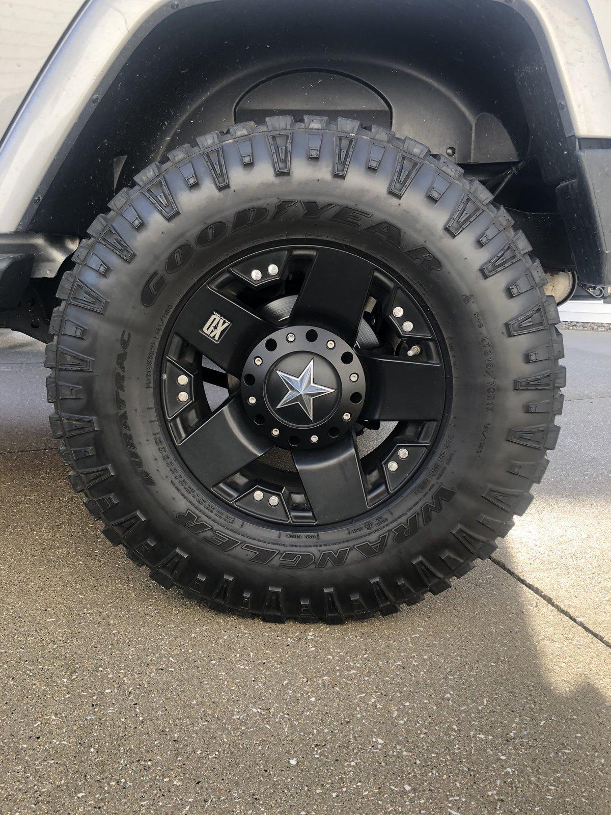 Xd Jeep Wheels : wheels, Indiana, Wheels, Tires, 2018+, Wrangler, Forums, Rubicon,, Sahara,, Sport,, Unlimited, JLwranglerforums.com