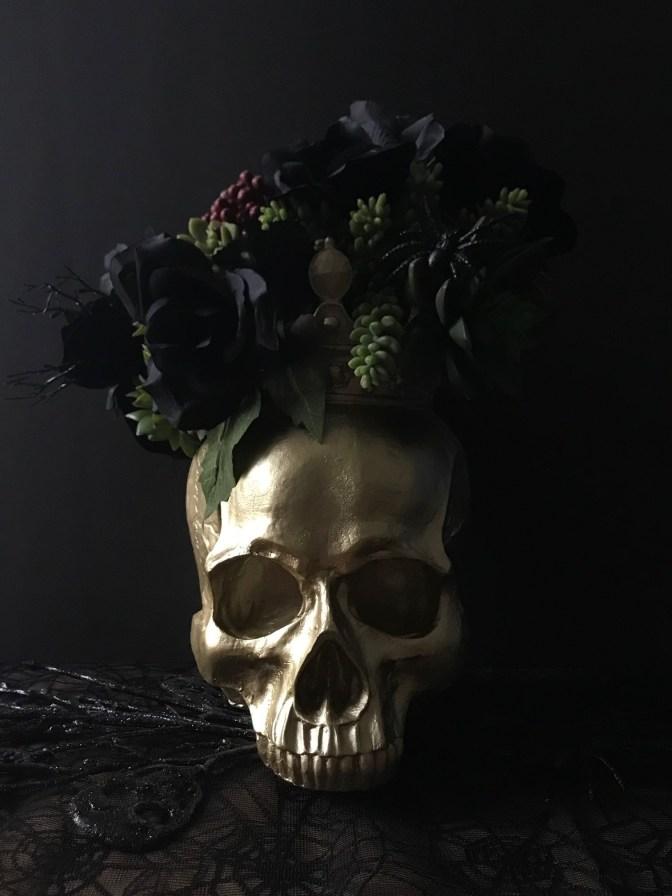 Skull & Succulents