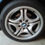 BMW325i (E46) タイヤ交換(ハンコック ベンタス V12 EVO)