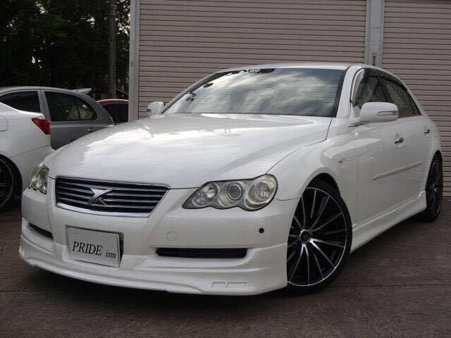 2005 Toyota Mark X Automatic