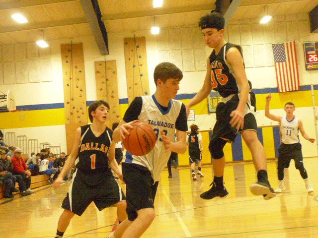 Photo Gallery Talmadge And Dallas Middle School Boys Basketball  JMcDonaldMedia