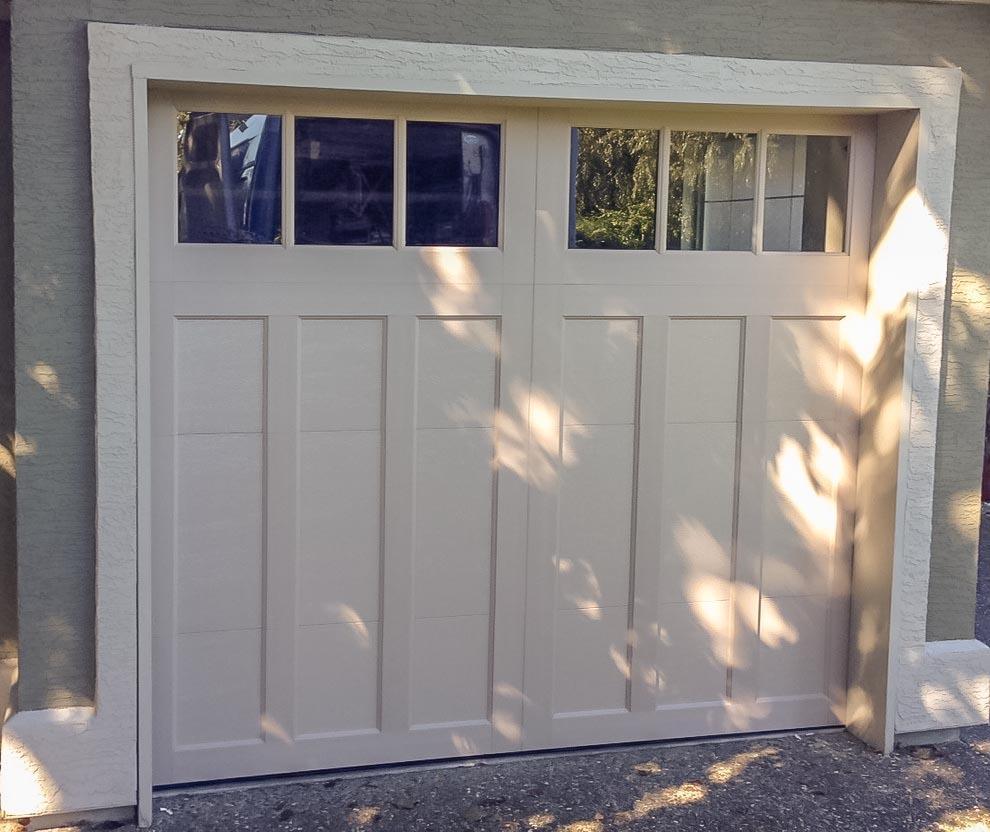 Clopay Sandstone Garage Door