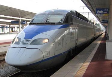 Korean-bullet-train