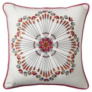 Target- Boho Boutique™ Zazza Embroidered Decorative Pillow