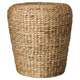 Target- Threshold™ Woven Water Hyacinth Drum Table