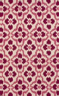 Rugs USA- Radiante Dulcet Ikat Pink Rug