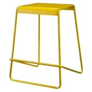 Target- TOO by Blu Dot Plop Counter Stool in Yellow
