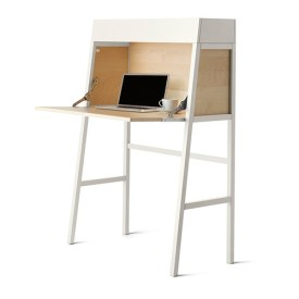 IKEA PS 2014 Secretary, white, birch veneer, $189.00, Article Number: 802.607.01