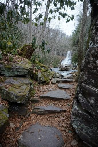 Cascades Hike 02