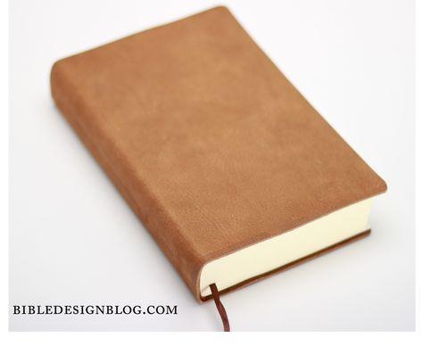 DIY Conversion Chopping The Margins Off An ESV Journaling