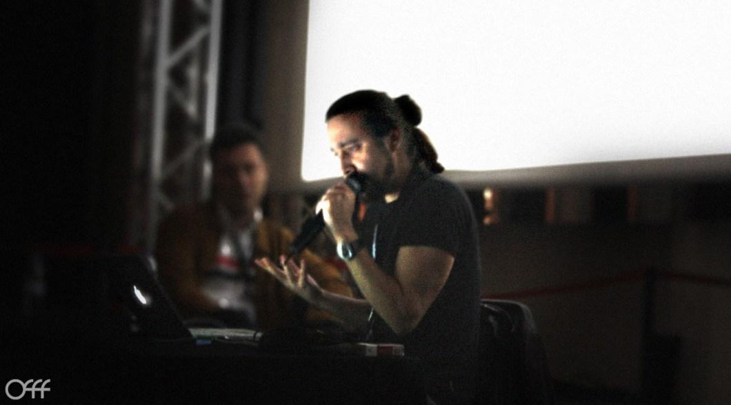 Picture: João Martinho Moura - Festival OFF (2009).