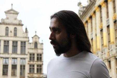 João Martinho Moura, in Brussels, Belgium. 2010