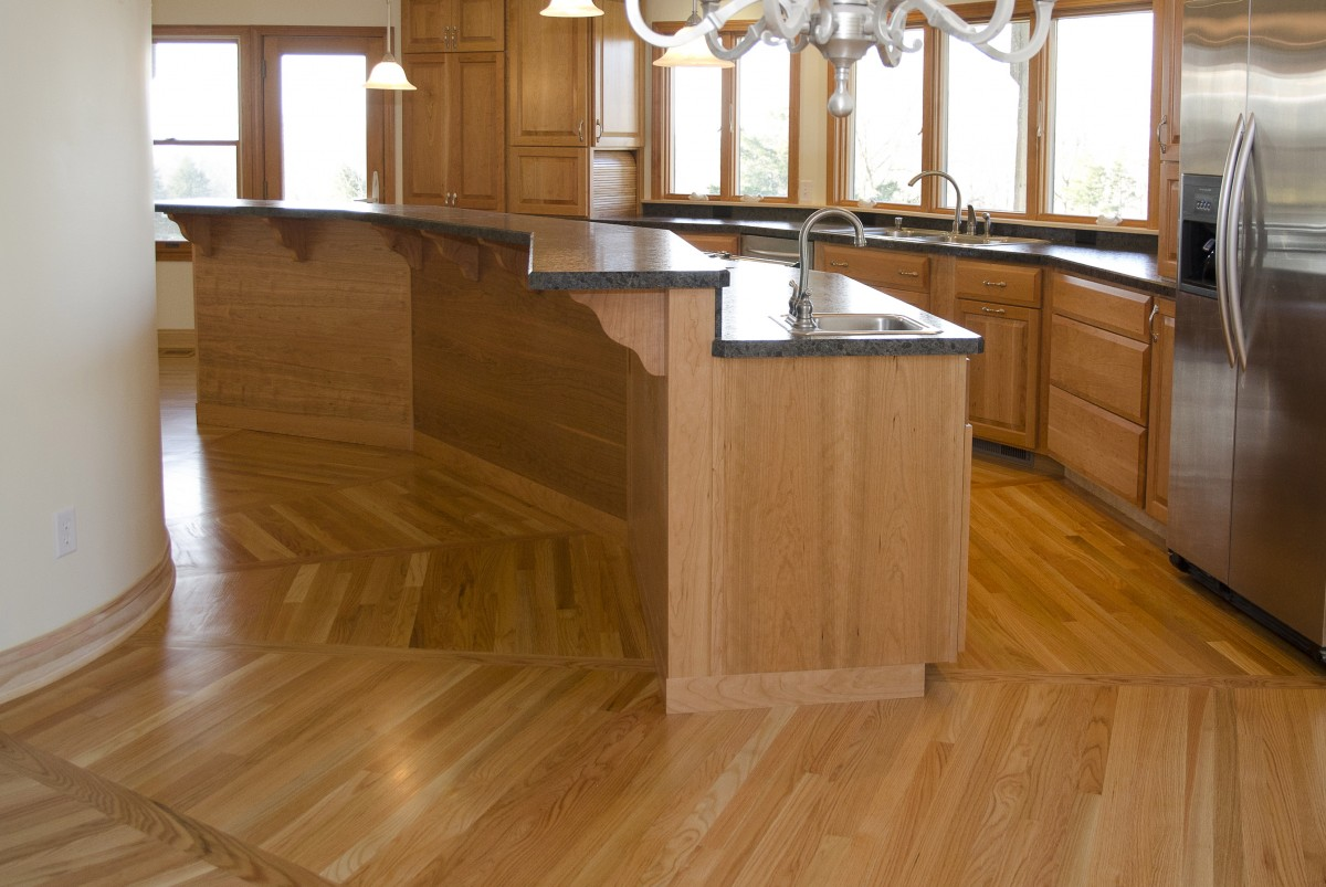 kitchen wood tile floor decor complete home remodeling jmarvinhandyman