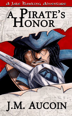 A Pirates Honor Jake Hawking Cover