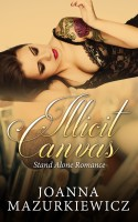Illicit Canvas (political romance and stand alone romance)