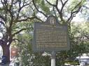 Johnson Square in Savannah, Georgia