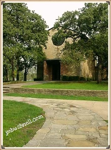Little Chapel in the Woods
