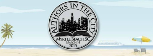 Events Schedule for Jeannie M. Bushnell Authors in the City Logo