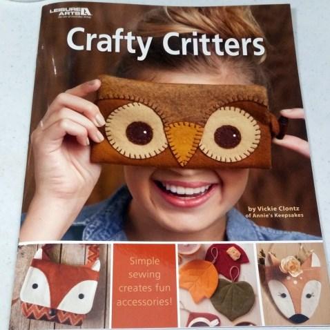 crafty criter book