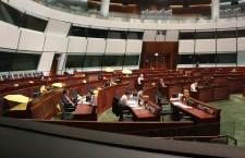 泛民派及建制派反對婚姻修訂條例草案二讀。(張浩維攝)