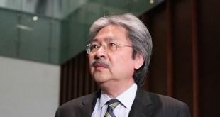 財政司司長曾俊華預料滬港通未開通與佔中無關,另將研究向受佔中影響行業提供協助。(網上圖片)