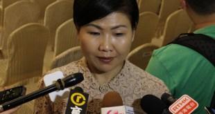 消費者委員會總幹事黃鳳嫻希望透過研討會吸取海外經驗。(梁康權攝)