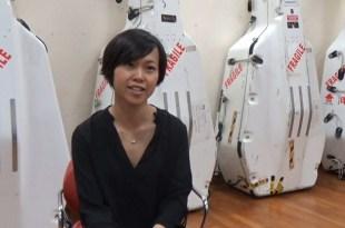 香港管弦樂團助理指揮葉詠媛當年隨香港兒童合唱團,參與97回歸表演。(影片截圖)