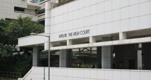 被告自辯時指出,曾遭警員恐嚇下作假口供。 (文紀喬攝)