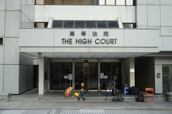 梁天琦及容偉業等4人,被控以暴動、襲警、煽惑非法集結及非法集結等共7項罪名,控方昨(4日)繼續開案陳詞。(黎蕊攝)