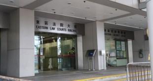 裁判官根據社會服務令報告建議,判被告同期履行120小時社會服務令,並退回1萬元保釋金。(梁雋姿攝)