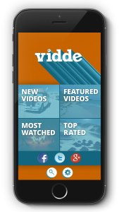 Vidde Home Page