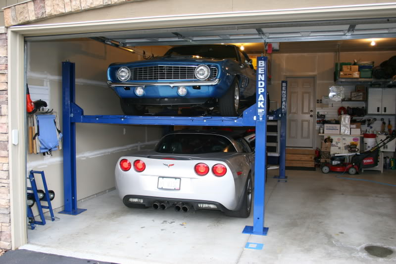 What Does It Cost To Put A Car Lift In Your Garage Jmc Automotive Equipment
