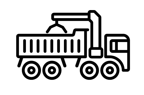 waste disposal and plant hire
