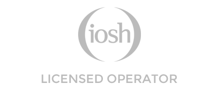 j.m.chisholm waste disposal and aggregates licensed operator with iosh