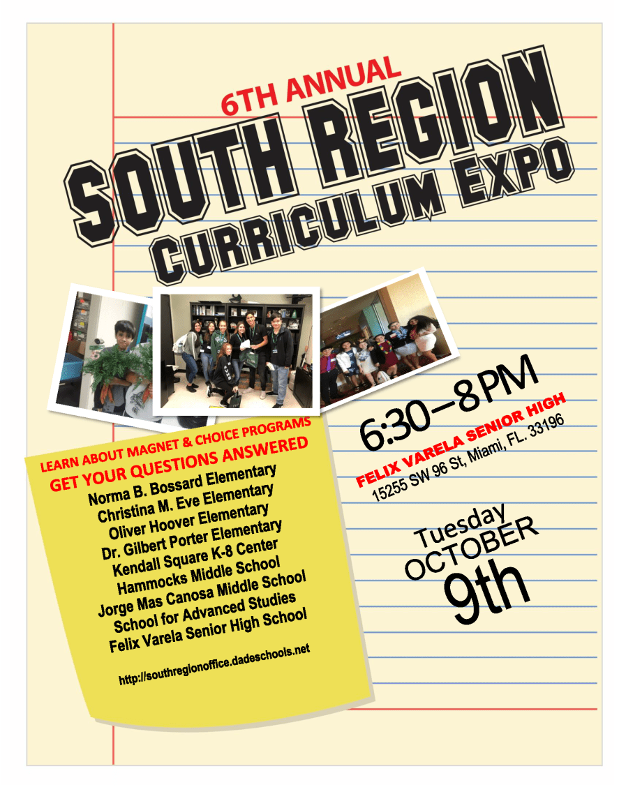 Curriculum Expo