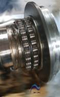Front bearing