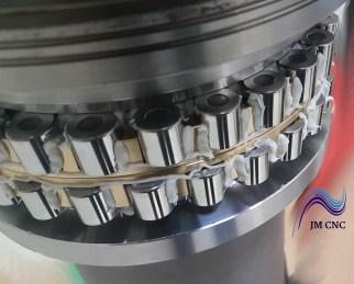 Rear bearing close up