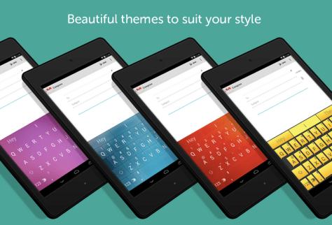 SwiftKey-themes