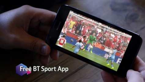 BT Sport App