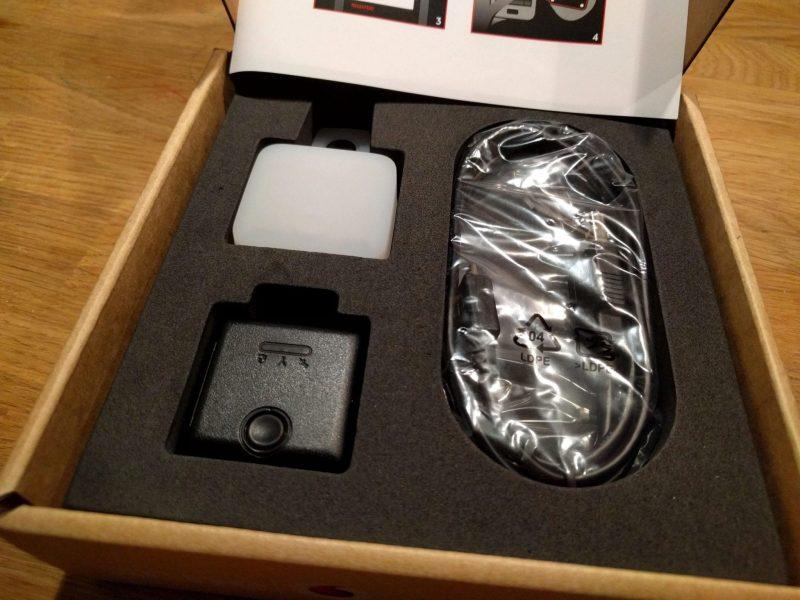 Vodafone Findxone - inside the box