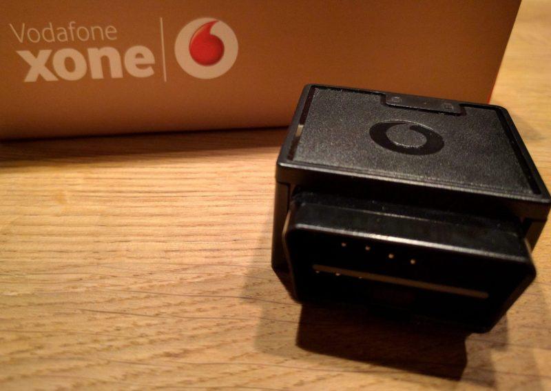 Vodafone Drivexone