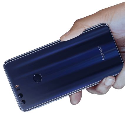 Honor8-in-hand