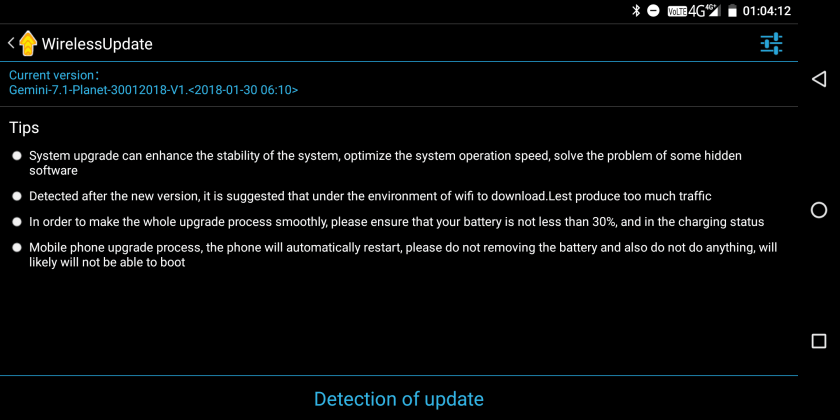 How long will updates keep coming?
