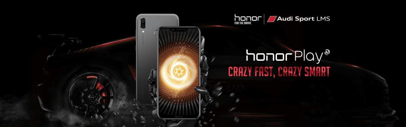 HonorPlayAudiSport