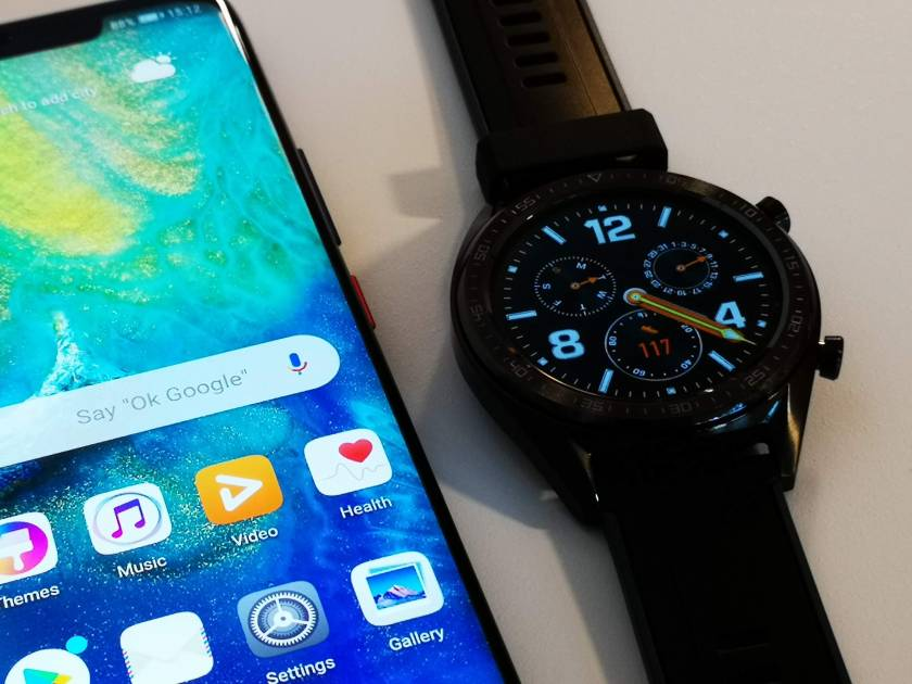 Hands-on with the new Huawei Mate 20 Pro and the Huawei Watch GT