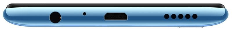 Headphone port - yay! Micro USB - arggh!