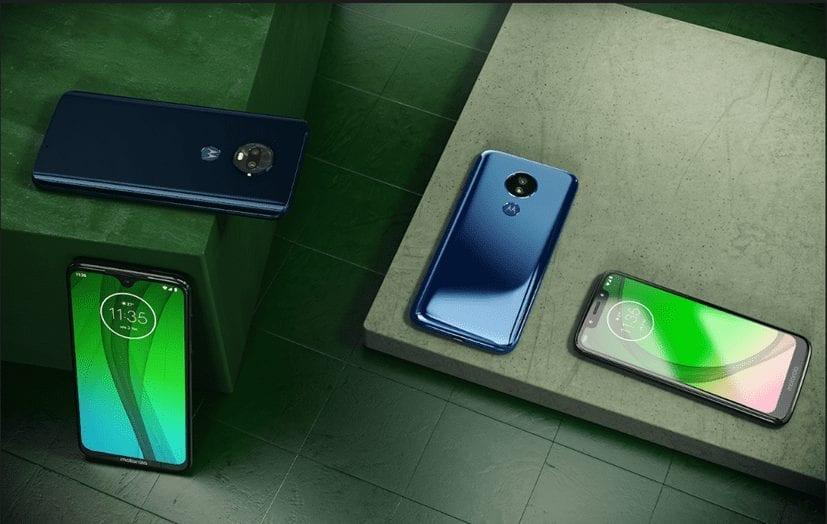 Motorola G7 series