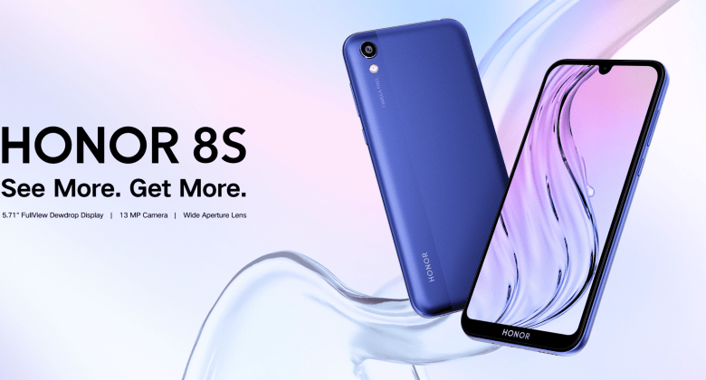 Honor 8S featured image
